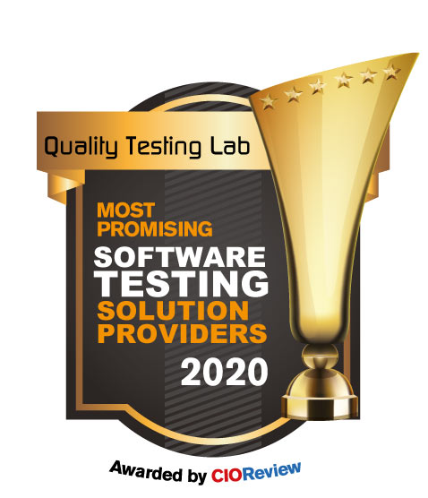 Top 10 Software Testing Solution Companies - 2020